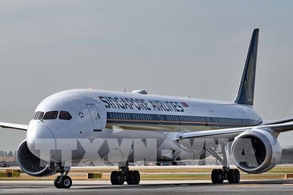 Dịch COVID-19: Hơn 6.000 lao động của Singapore Airline nghỉ việc không lương