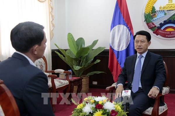 Bộ trưởng Ngoại giao Lào: ASEAN là một tổ chức khu vực thành công nhất
