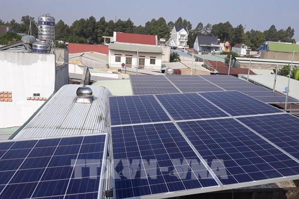 Cục Điện lực và Năng lượng tái tạo nêu ý kiến về phát triển điện mặt trời mái nhà