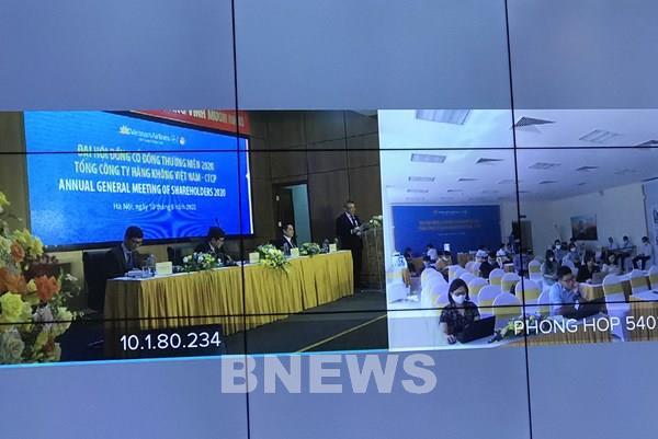 Dịch COVID-19: Vietnam Airlines dự kiến lỗ hơn 15.000 tỷ đồng