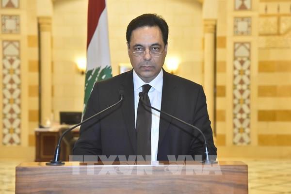 Thủ tướng Liban chính thức tuyên bố từ chức