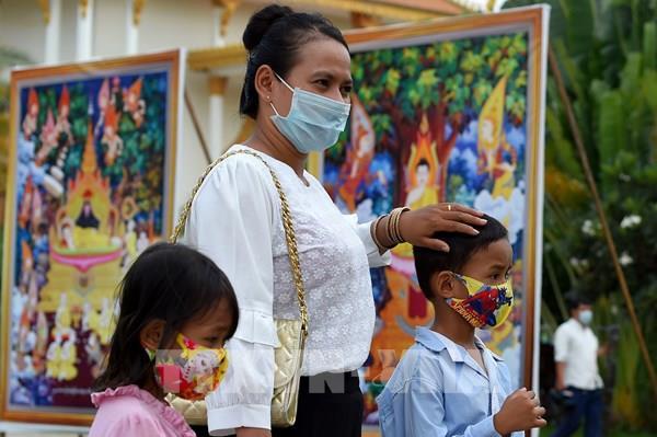 Campuchia ghi nhận 15 ca nhiễm mới COVID-19 nhập cảnh
