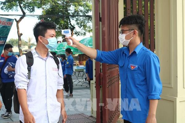 Kỳ thi THPT năm 2020: Bắc Ninh và Bình Phước tổ chức cho thí sinh thi lại