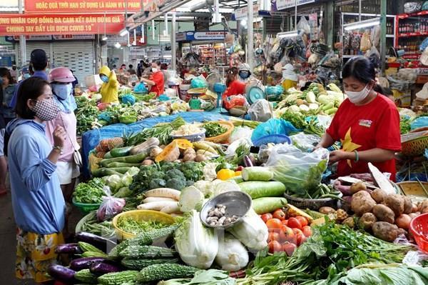 Đà Nẵng phát thẻ, phân chia tần suất đi chợ của người dân