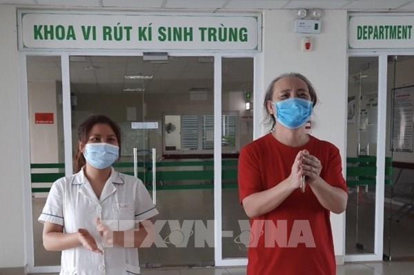 Bệnh nhân số 409 mắc COVID-19 ở Phú Quốc được công bố khỏi bệnh