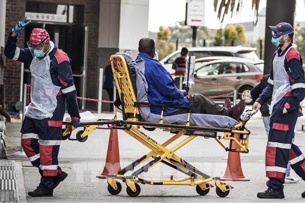 WHO nhận định Châu Phi đã thoát khỏi đỉnh dịch COVID-19