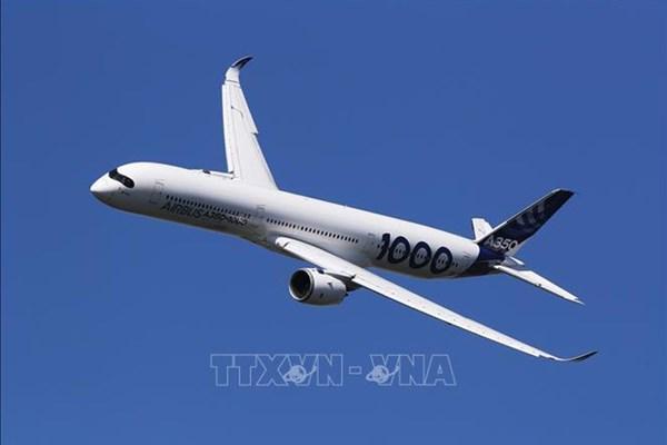 Airbus phát kiến ý tưởng bay tiết kiệm nhiên liệu