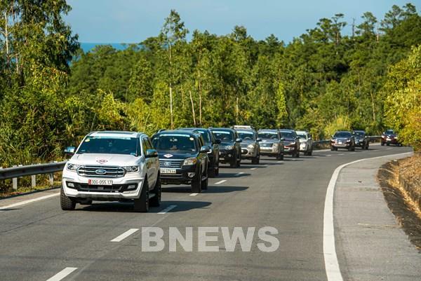 Ford Việt Nam có doanh số bán xe tiếp tục tăng 13%