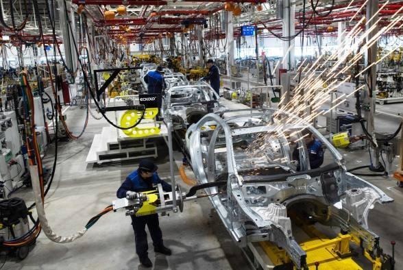 Hoạt động chế tạo của Ấn Độ có dấu hiệu cải thiện