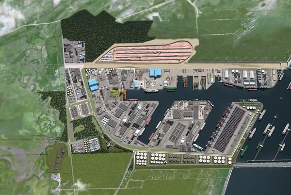 Brazil xây dựng tổ hợp cảng biển lớn