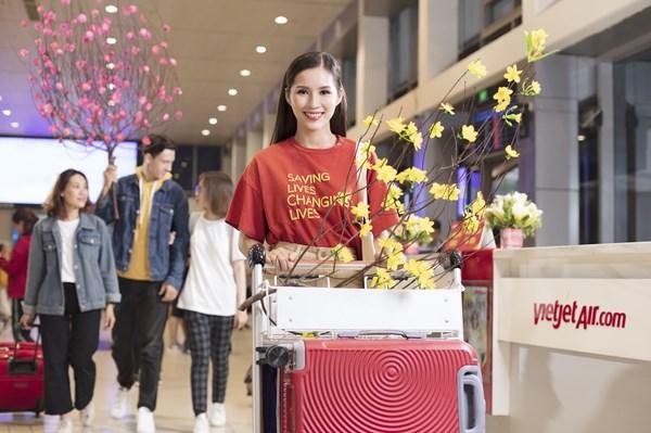 Vietjet Air mở bán 1,5 triệu vé dịp Tết Nguyên đán Tân Sửu