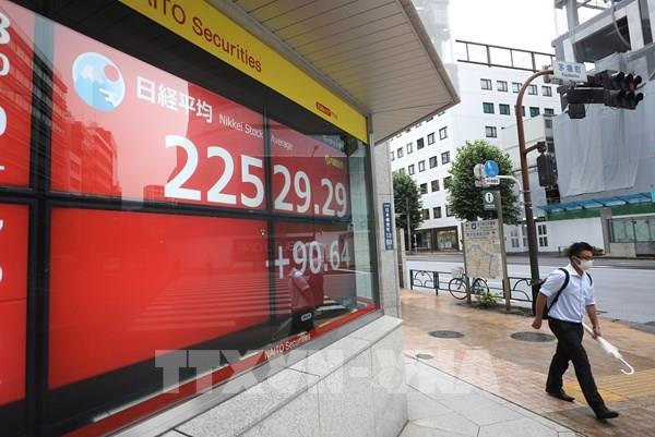 Nhật Bản: Tổng lợi nhuận của các công ty niêm yết giảm mạnh