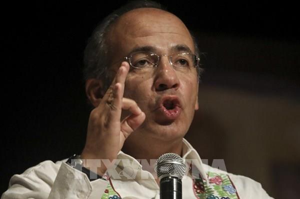 Hai cựu tổng thống Mexico bị tố cáo liên quan tới hối lộ