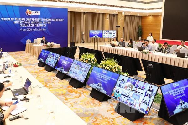 Thái Lan chuẩn bị ký kết RCEP trong năm 2020