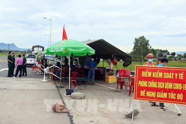 Quảng Nam tiếp tục cách ly thị xã Điện Bàn theo Chỉ thị số 16