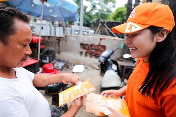 Doanh thu từ thị trường nước ngoài của Viettel tăng trưởng hai con số