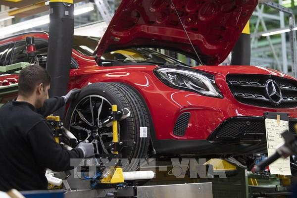 Trung Quốc sẽ vẫn là thị trường tăng trưởng lớn nhất của Mercedes-Benz