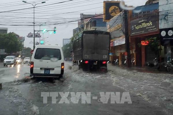 Dự báo thời tiết ngày mai 15/8: Mưa lớn gia tăng, Đông Bắc Bộ có nơi mưa to