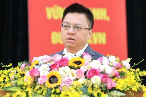 Đồng chí Lê Quốc Minh giữ chức Bí thư Đảng ủy TTXVN nhiệm kỳ 2020-2025