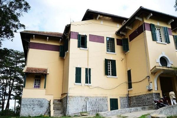 Lâm Đồng lấy ý kiến về phương án kiến trúc Đồi Dinh Tỉnh trưởng