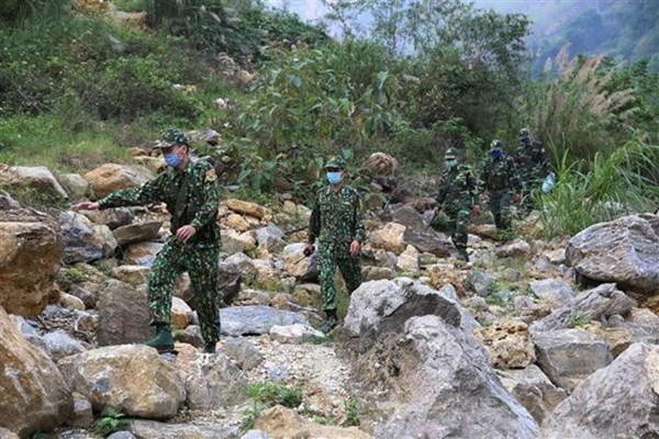 Lào Cai: Bắt, khởi tố 4 đối tượng người nước ngoài vượt biên trái phép vào Việt Nam