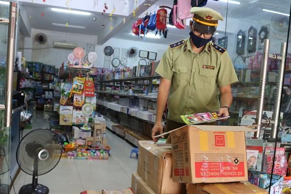 Xử lý hơn 300 vụ buôn lậu, gian lận thương mại và hàng giả
