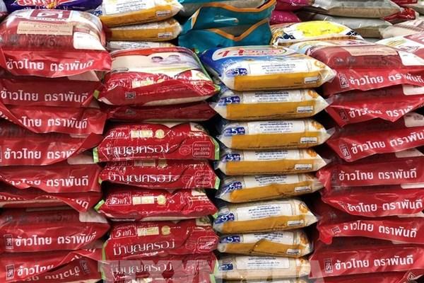 Cơ hội để Thái Lan đẩy mạnh xuất khẩu gạo sang EU