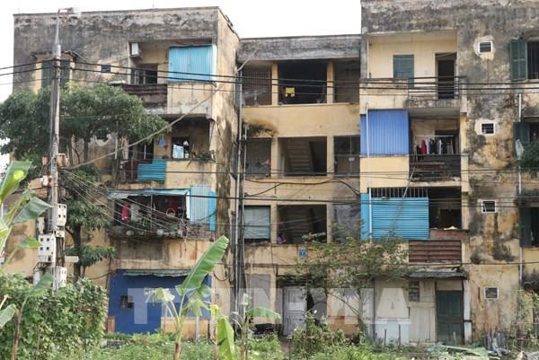 Cải tạo chung cư cũ: Gỡ khó từ chính sách