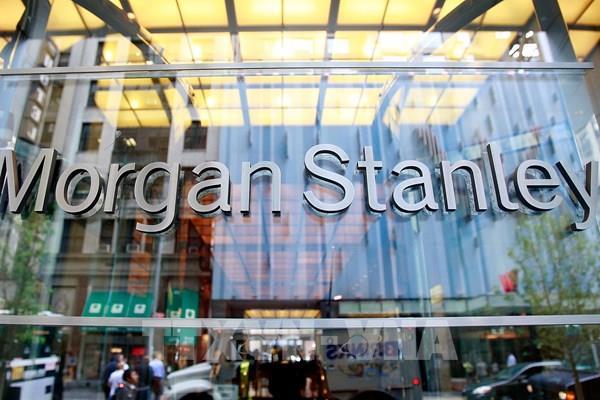 Lợi nhuận của Morgan Stanley tăng 45% trong quý II