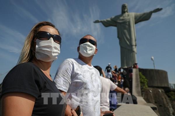 Brazil mở cửa trở lại các địa danh du lịch ở thành phố Rio de Janeiro