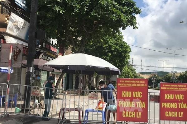 Gia hạn cách ly y tế 14 ngày với khu phố Ngô Quyền, Hải Dương