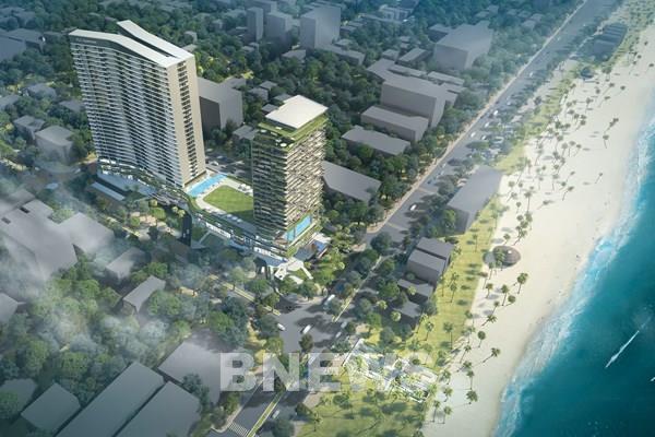 FLC Sea Tower Quy Nhon dự kiến sẽ cán đích trước cuối năm 2020