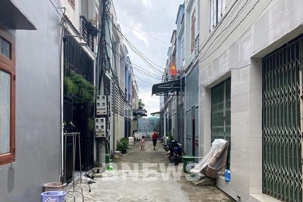 Đồng Nai xử lý vụ xây dựng nhiều căn nhà không phép tại phường An Hòa