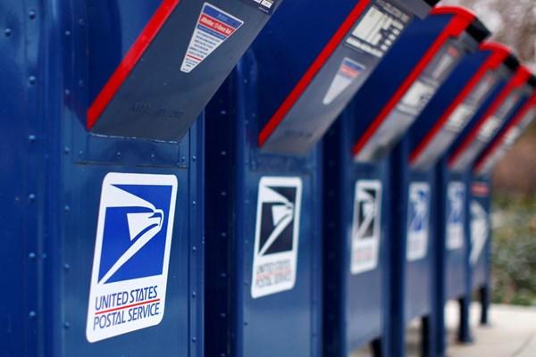 Bầu cử Mỹ 2020: Tranh cãi xung quanh Dịch vụ Bưu điện Mỹ