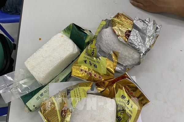 Giấu ma túy trong quả bí ngô, 3 đối tượng bị tóm gọn trên đường vận chuyển