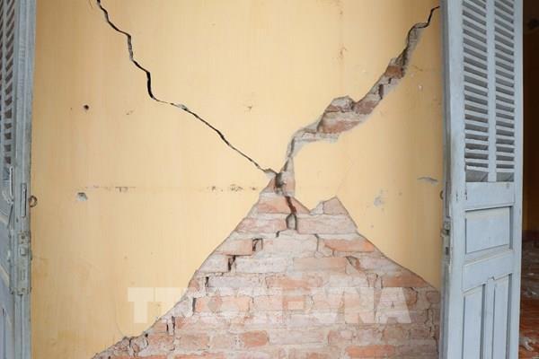 Sơn La: Mộc Châu tiếp tục có dư chấn động đất mạnh 4.3