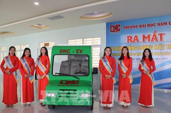 Khánh thành công trình Showroom ô tô Nam Cần Thơ DNC