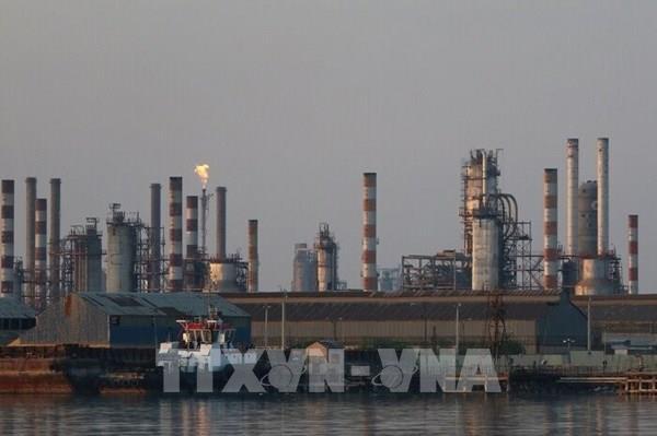 Giá dầu thế giới chốt phiên 23/9 tăng nhẹ