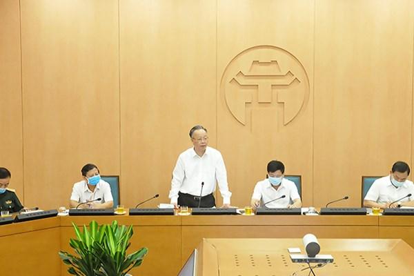 Hà Nội sẽ đóng cửa các hàng quán không thực hiện nghiêm phòng chống dịch