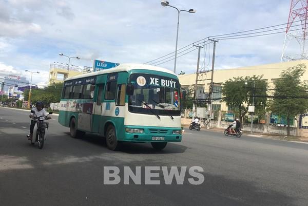 Cần Thơ ngừng hoạt động xe buýt cũ vào cuối tháng 8