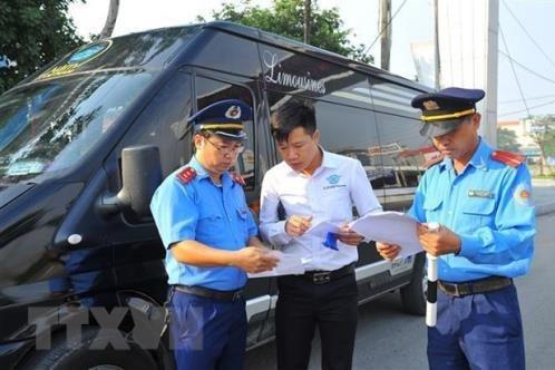 Xử phạt gần 3.700 vi phạm trong hoạt động vận tải khách