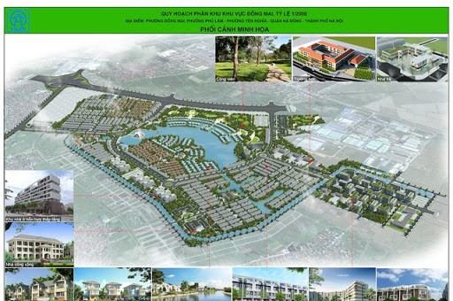 Phê duyệt Nhiệm vụ Quy hoạch chi tiết khu vực Đồng Mai, tỷ lệ 1/500