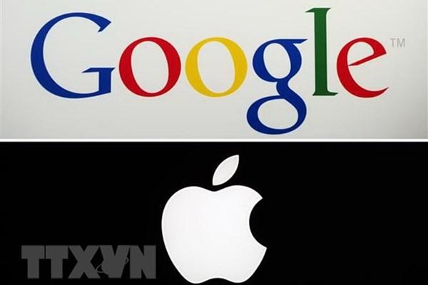 Cuộc đối đầu giữa Apple-Google với Epic Games