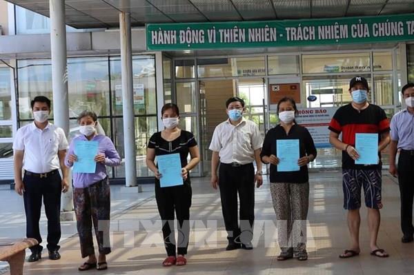 Thêm 11 bệnh nhân COVID-19 tại Quảng Nam được điều trị khỏi