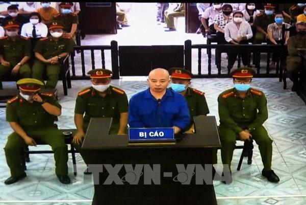 """Nguyễn Xuân Đường lĩnh 2 năm 6 tháng tù vì tội """"Cố ý gây thương tích"""""""