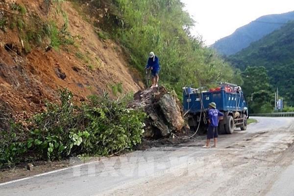 Ngành giao thông chủ động triển khai giải pháp ứng phó với mưa lũ