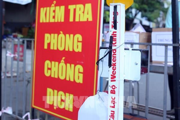 Dịch COVID-19 tối 18/8: Thêm 4 ca mắc mới tại Đà Nẵng, 53 bệnh nhân được công bố khỏi bệnh