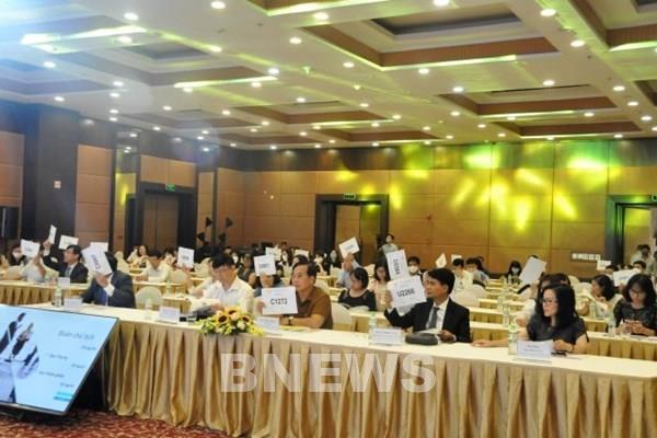 Đại hội cổ đông Vinatex  2020: Đặt mục tiêu lợi nhuận trước thuế đạt 381,6 tỉ đồng