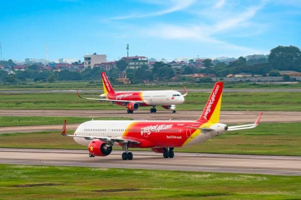 Các hãng hàng không Việt vượt khó bằng lối đi riêng