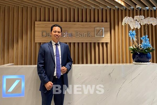 Deutsche Bank bổ nhiệm Quyền Tổng giám đốc mới tại Việt Nam